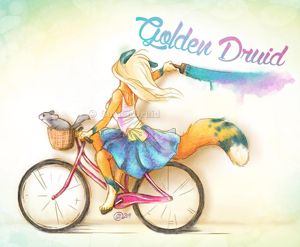 GoldenDruid's Profile Picture