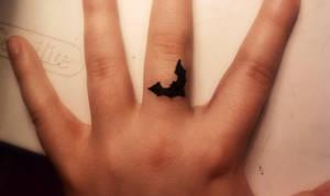 Bat Tattoo. by likekt