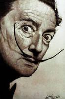 Salvador Dali by bojao