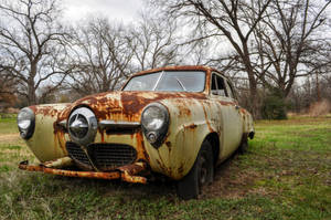 Rusty Stude by AndrewCarrell1969