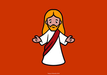 Jesus by TrexycaArtworks