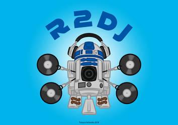 R2DJ by TrexycaArtworks
