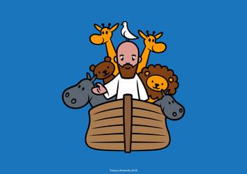 Noah by TrexycaArtworks