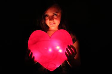 Love shines a light by devirachan