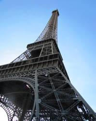 The Eiffel Tower by Fileera