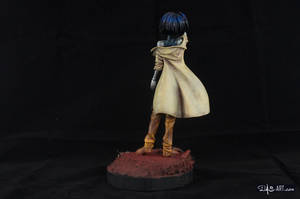 [Garage kit painting #02] Gally statue - 005 by DasArt