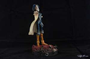 [Garage kit painting #02] Gally statue - 008 by DasArt