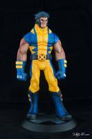 [Garage kit painting #05] Wolverine statue - 001 by DasArt