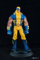 [Garage kit painting #05] Wolverine statue - 002 by DasArt