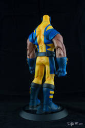 [Garage kit painting #05] Wolverine statue - 012 by DasArt