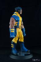 [Garage kit painting #05] Wolverine statue - 015 by DasArt