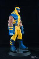 [Garage kit painting #05] Wolverine statue - 016 by DasArt