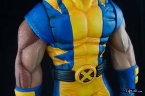 [Garage kit painting #05] Wolverine statue - 018 by DasArt