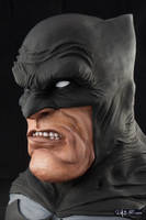 [Garage kit painting #08] Batman bust - 010 by DasArt
