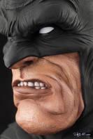 [Garage kit painting #08] Batman bust - 013 by DasArt