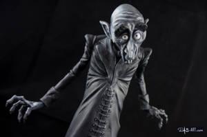 [Garage kit painting #11] Nosferatu statue - 014 by DasArt
