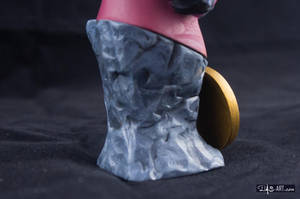 [Garage kit painting #12] Hellboy busts - 020 by DasArt