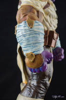 [GK painting #19] Thanos statue - 016 by DasArt