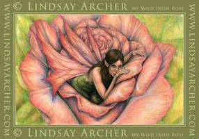 My Wild Irish Rose by LinzArcher