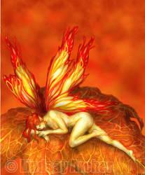Autumn Slumber 2 by LinzArcher