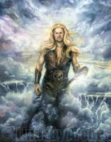 Thor by LinzArcher