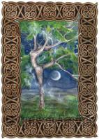 Dancing Tree by LinzArcher