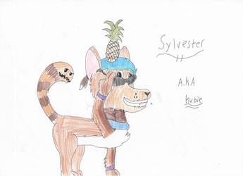 Sylvester (Kubie) by epicdemondude