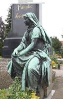 Nuremberg - cemetery 1 by almudena-stock