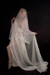 Veiled 1 by almudena-stock