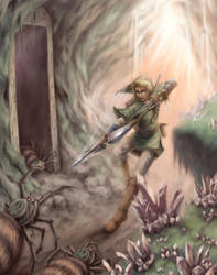 Zelda : Link by khell-t