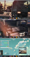 Makoto Shinkai by Play337