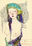 Izanami by Jel Ena by medusainfurs