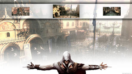 Assassins Creed 2 by Black-Pixel