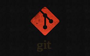 Git Wallpaper by Black-Pixel