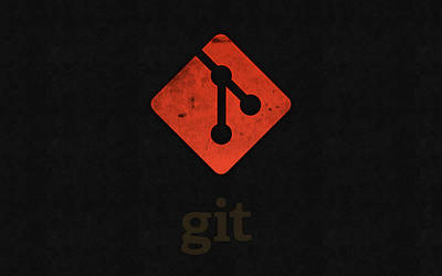 Git Wallpaper by Black-Pixel