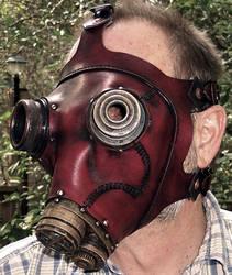Steampunk Gas Mask 2 by TomBanwell