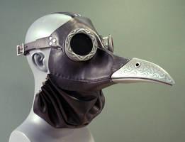 Ichabod Mask in Black by TomBanwell