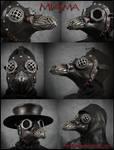 Miasma Mask by TomBanwell