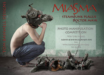 Miasma Photo Manipulation Competition by TomBanwell