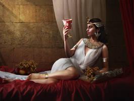 Kleopatra by Green--Cat