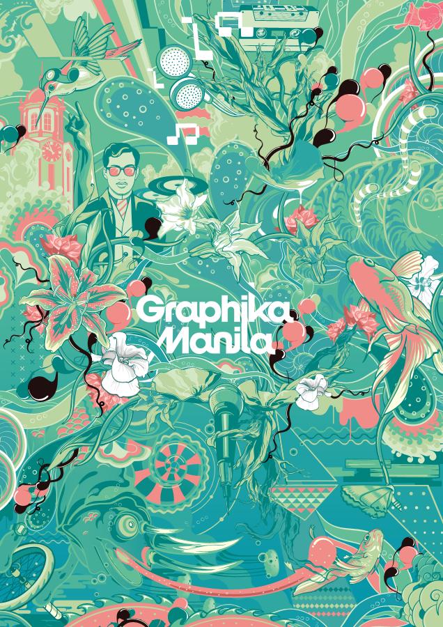 Graphika Manila 12 by Aseo