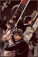 SW. Return of Jedi by Aseo
