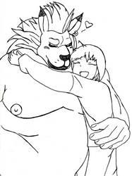 Daddy! by Letdragon