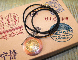 Serenity pendant and verse box by JLHilton