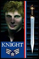 Stellarnet Tarot Knight of Swords by JLHilton