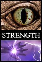 Stellarnet Tarot Strength by JLHilton