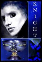 Stellarnet Tarot Knight of Cups by JLHilton