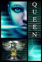 Stellarnet Tarot Queen of Cups by JLHilton