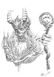 Lich King by Acreide