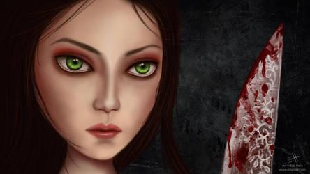 Alice Madness Returns by EdaHerz